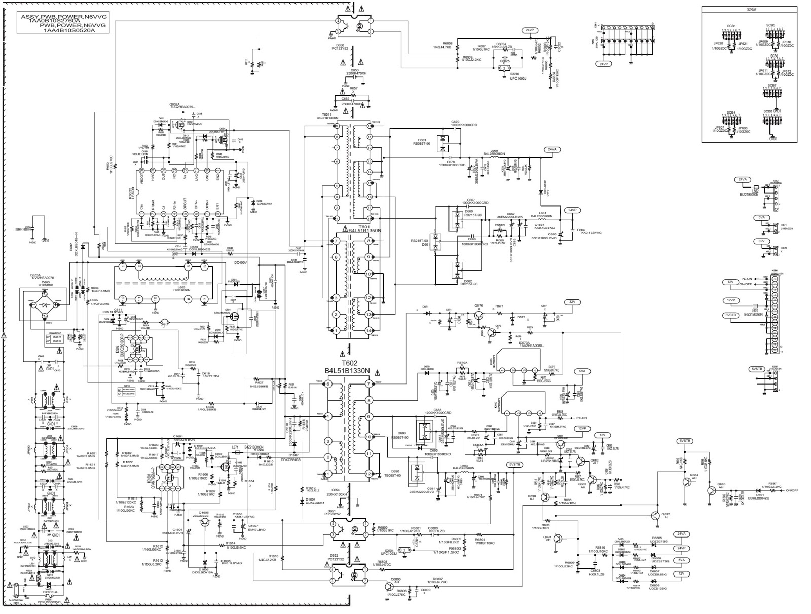 sanyo schematic diagram sanyo tv diagram sanyo lcd 32k30 - how to enter service mode - white ... #3