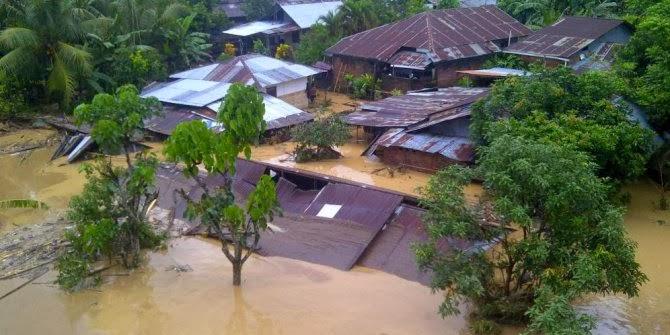 KUMPULAN FOTO BANJIR BANDANG MANADO 2014 Gambar Bencana ...