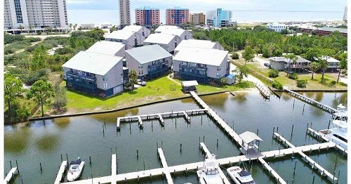 Gulf Coast Mls Cotton Bayou Condominium For Sale In