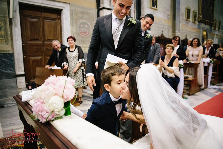 paggetto fedi matrimonio Genova