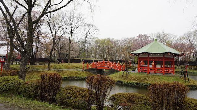 Matsuga Pond