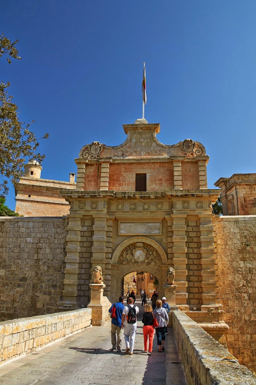 Mdina co warto zwiedzić na Malcie?
