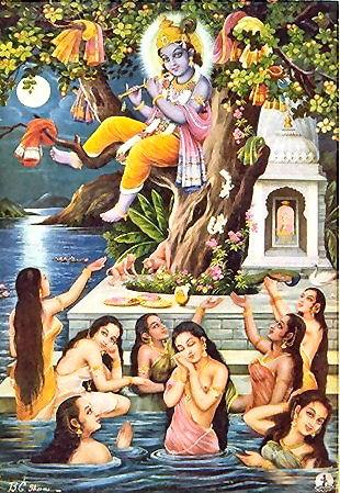 Festivals of Lord Krishna