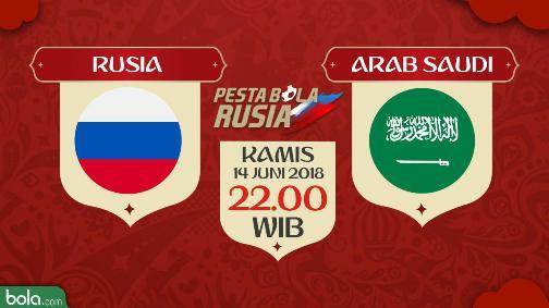 Ini Jadwal Siaran, Sepak Bola Piala Dunia 2018