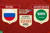 Ini Jadwal Siaran Sepak Bola Piala Dunia 2018