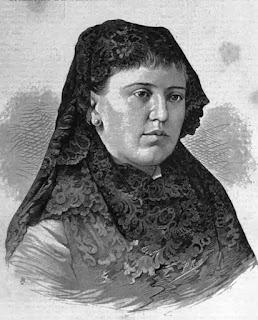 Grabado publicado en La Ilustración de la Mujer (8-6-1884)
