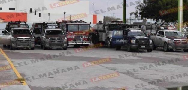 """Blindan Semefo de Reynosa, donde están los 4 abatidos,estaría el de Humberto o Steven Loza Méndez, alias """"Betito"""""""