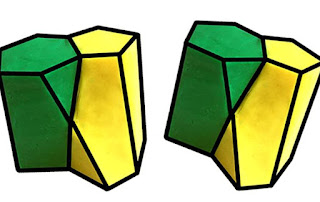 Yeni Geometrik Şekil : Scutoid