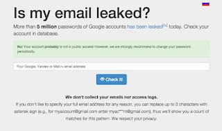 mailim hacklendi mi?