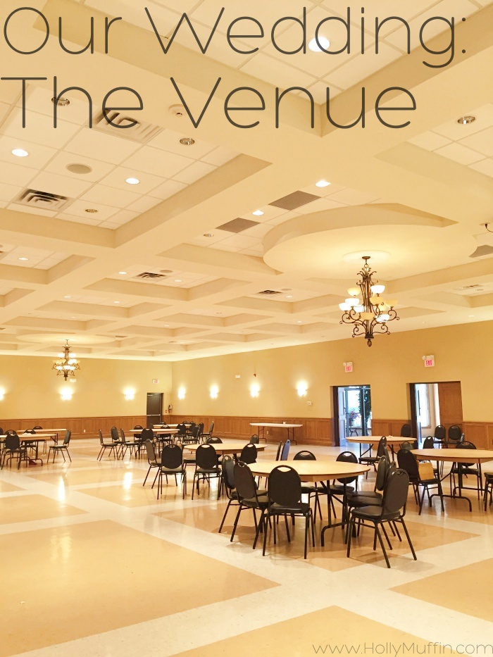 Finding a wedding venue