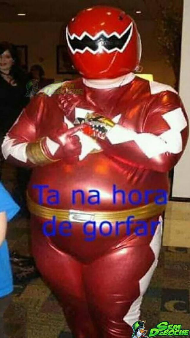 HORA DE GORFAR
