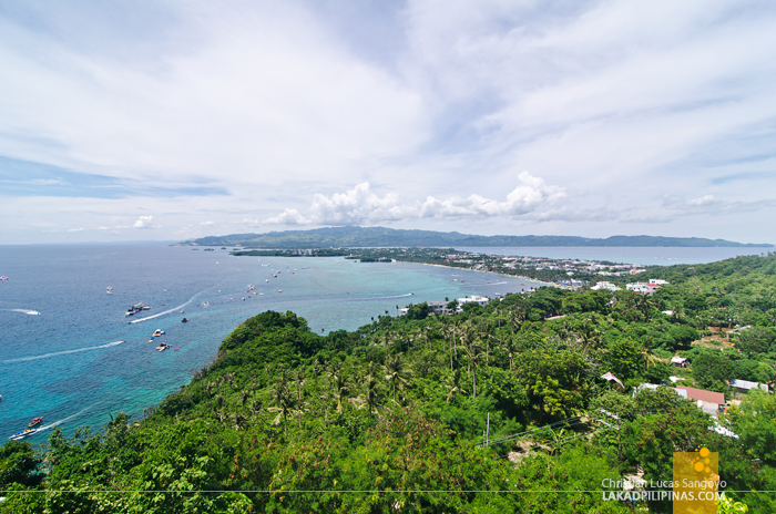 Mount Luho View Deck Boracay