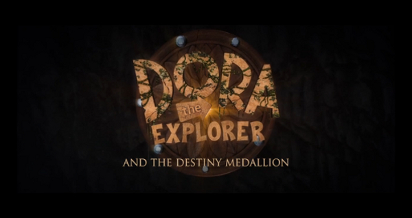 Dora The Explorer Meets Lara Croft In The Destiny Medallion Video