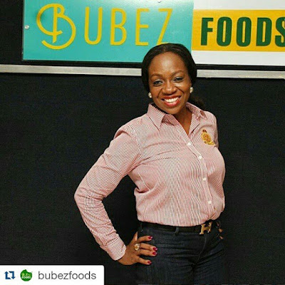 I ran a high end boutique for 8 years before I ventured into selling Akamu (Pap) - Mrs Ijeoma Ndukwe-Egwuronu. CEO, Bubez Foods