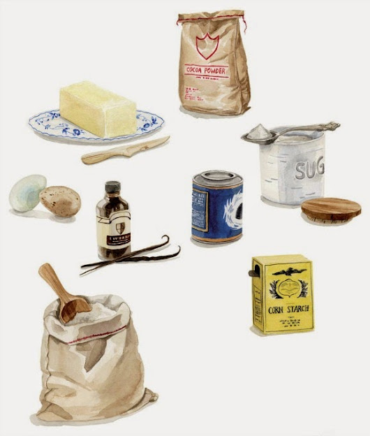 Baking Ingredients Every Baker Should Have {The Basics}