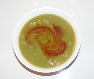 Supa de mazare de post retete culinare,