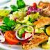 Salad kaise banaye - mixed salad banane ka tarika - mixed salad recipe