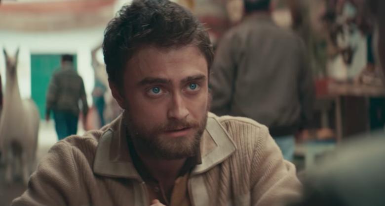 Daniel Radcliffe in lotta per la vita nel primo trailer di ...