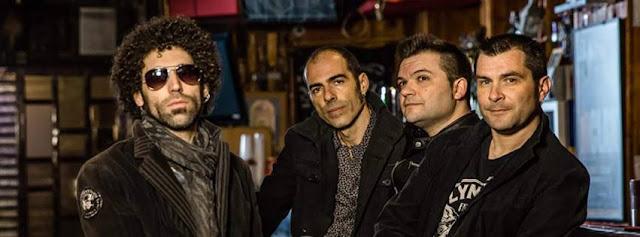 GÉISERS lleva a Costello Club, la gira presentación de su primer álbum, ´Ambulantes´.