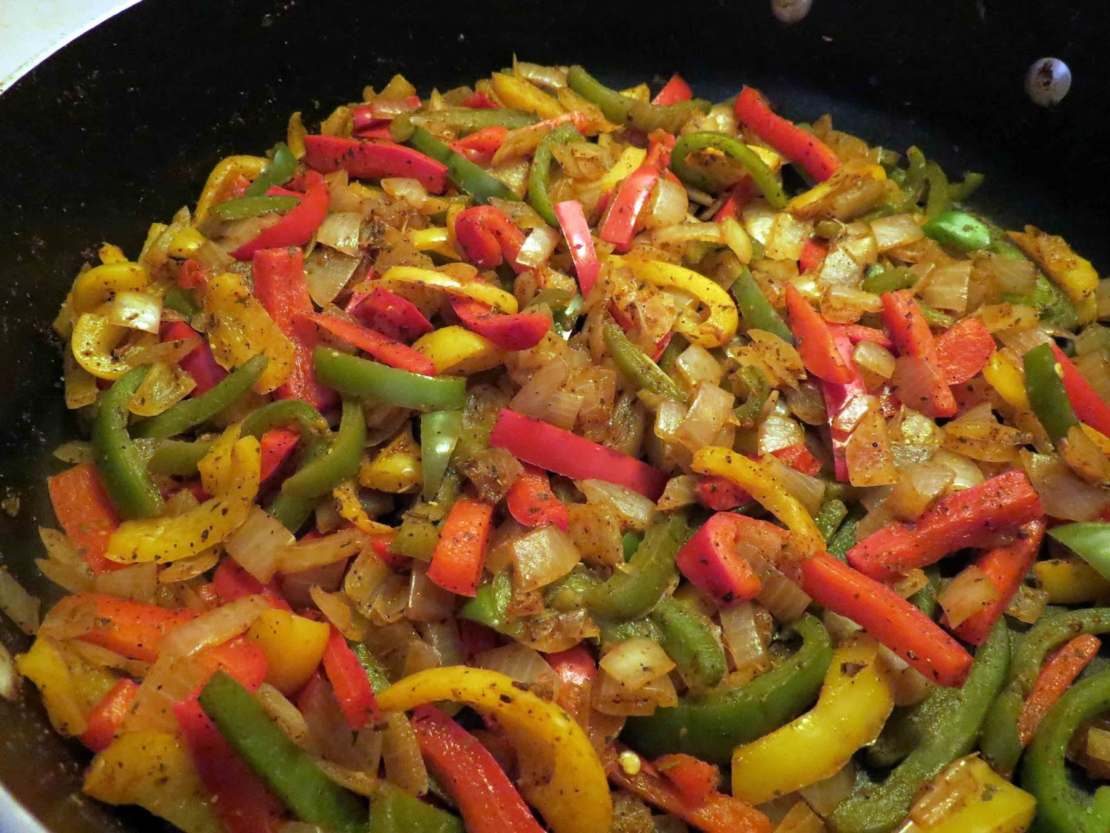 vegetables sauteed without oil