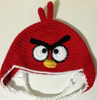 http://www.artedetei.com/2014/03/gorro-crochet-angry-bird-rojo-patron.html