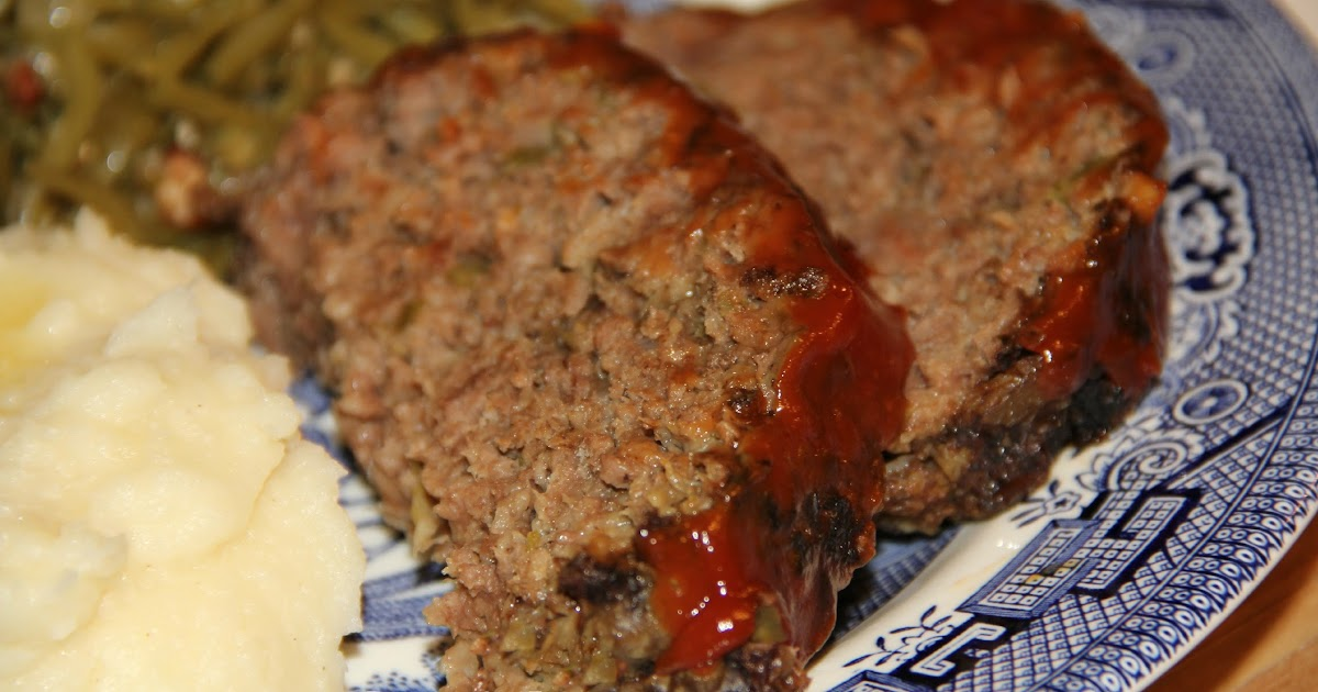Deep South Dish Slow Cooker Meatloaf