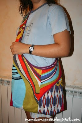 Tutorial Bolso reversible