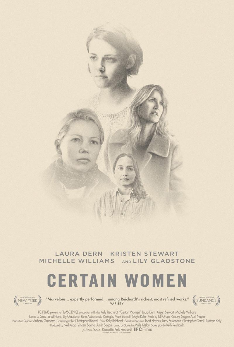Certain Women (2016) - Sinopsis Lengkap dan Nonton Trailer ...