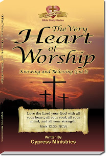 Our 1st Book: The Very Heart of Worship