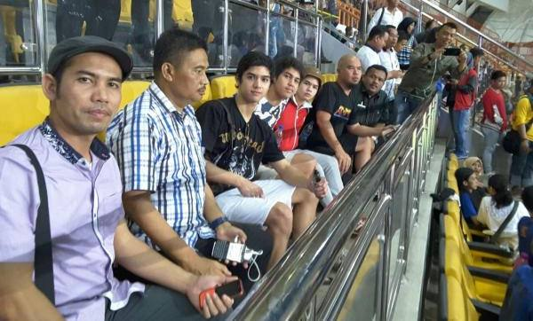 Niat Cari Dukungan Buat Pilbub Bekasi, Ahmad Dhani Malah Diusir dari Lapangan Stadion Wibawa Mukti