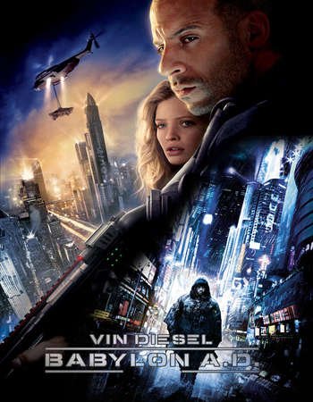 Babylon A D 2008 Hindi Dual Audio BRRip Full Movie Download