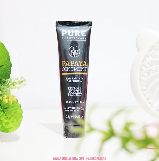 Pure by Phytocare Papaya Ointment, Cream Multifungsi Lembabkan Kulit Kering