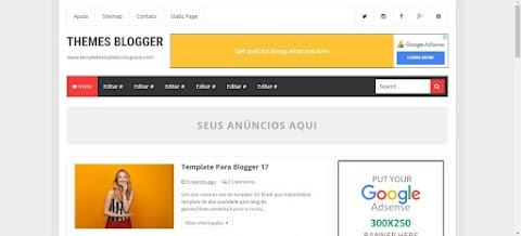 Themes para Blogger
