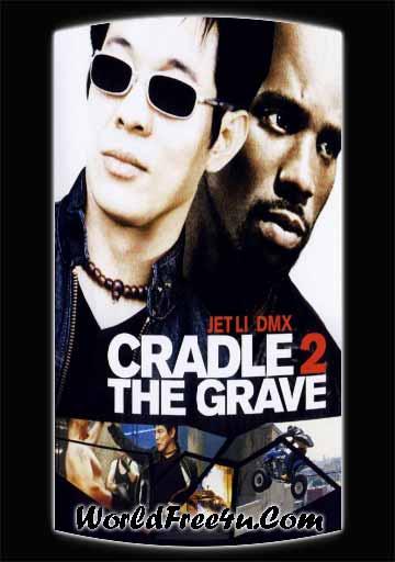 Cradle 2 the Grave (2003) BRRip 420p 300MB Dual Audio | WorldFree4u.Com