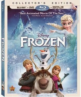Frozen blu-ray combo pack animatedfilmreviews.filminspector.com