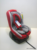 Convertible Baby Car Seat CocoLatte CL800E Omni Guard