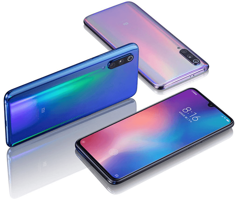 Xiaomi Mi 9 and Mi 9 Transparent Edition with up to 12GB RAM goes official