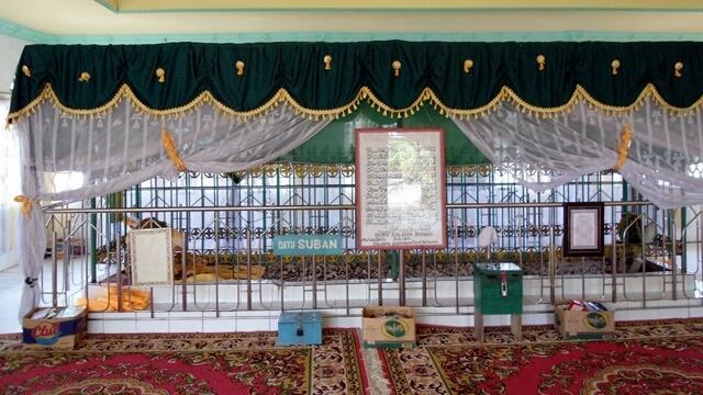 Datu Suban Gurunya Para Wali di Kampung Muning