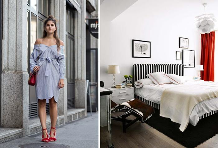 wnętrza inspirowane modą | levelupstudio