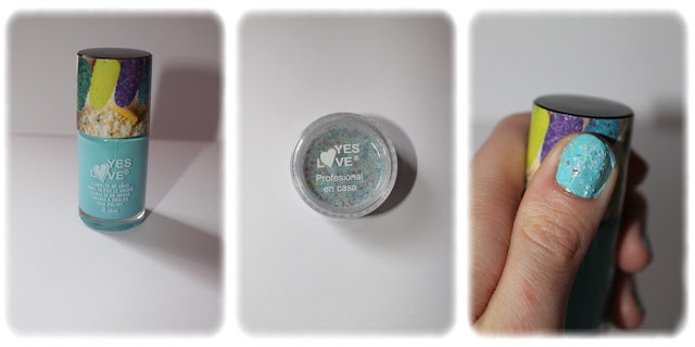 Swatch Vernis à Ongles Teinte Powder - Yes Love