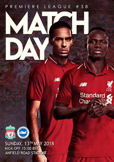 1008421d This comes by quite surprise as Liverpool will wear next season's 2018-19  home kit in Sunday's final Premier League clash against Brighton at Anfield.