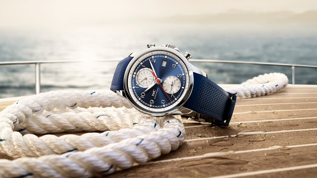 "IWC Portugieser Yacht Club Chronograph ""Summer Editions"""