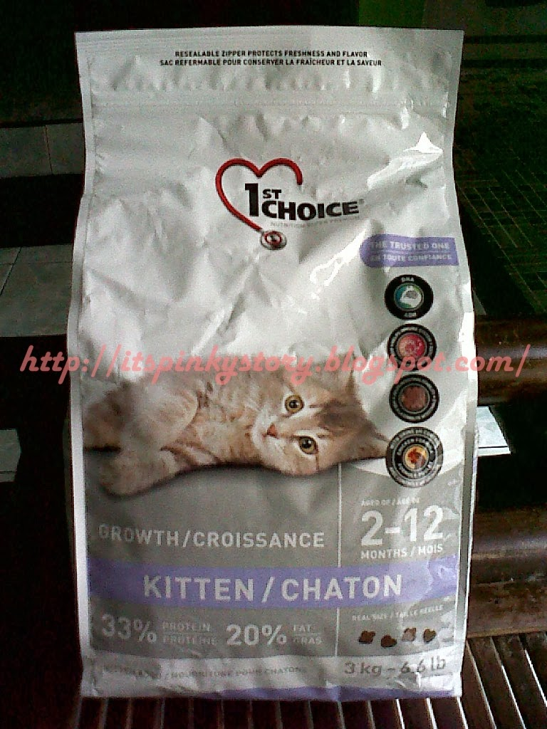 St Choice Kitten Food Review
