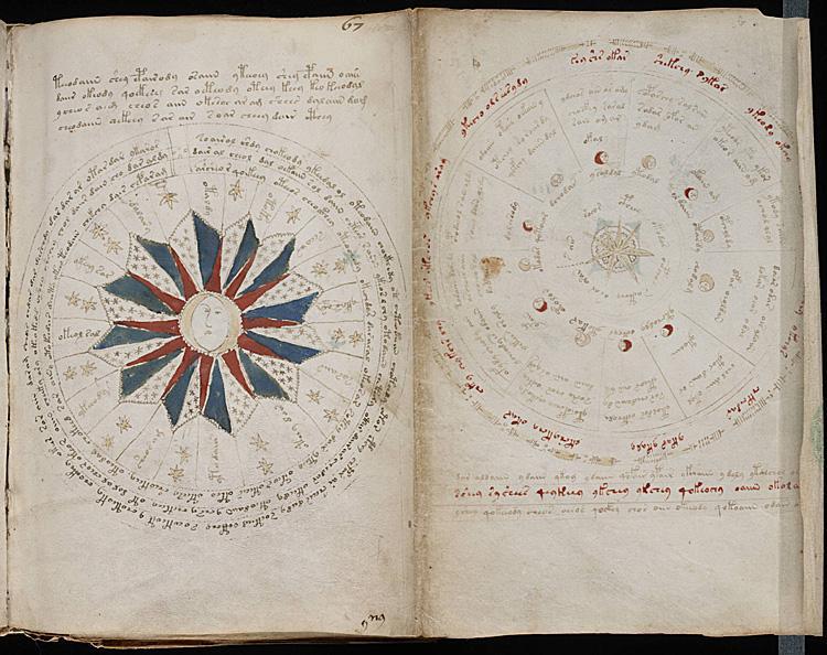 11 Tulisan Kuno yang Belum Terpecahkan Sampai Sekarang 11 Tulisan Kuno yang Belum Terpecahkan Sampai Sekarang 9