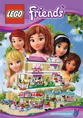 LEGO Friends Sezonul 1 Online Dublat în Română