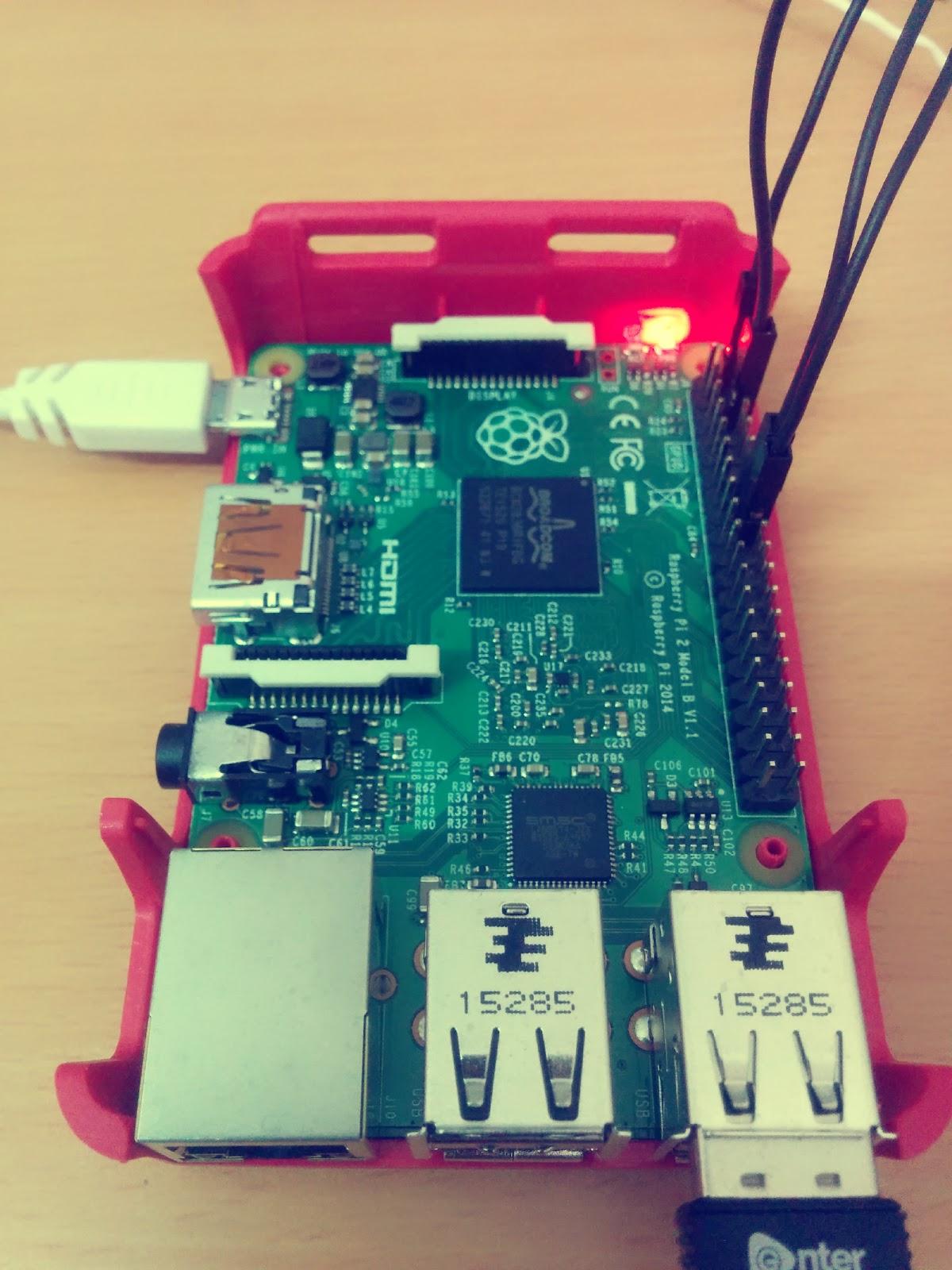 Raspberry Pi Hc Sr04 Wiringpi