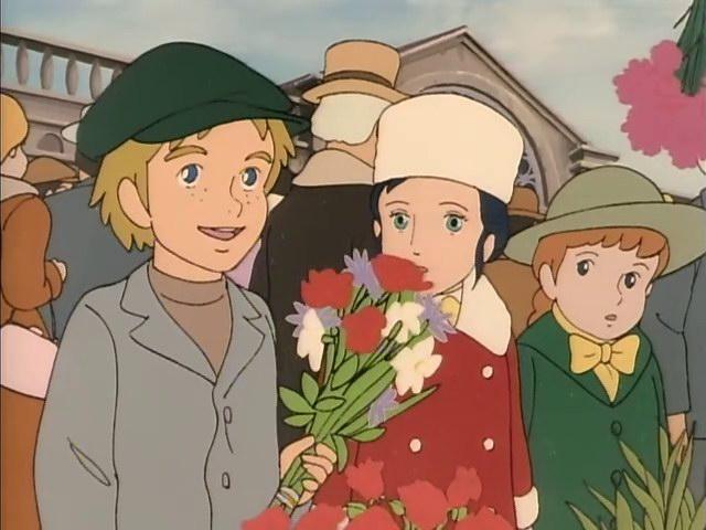 Princesse sarah le c l bre anim japonais tir du roman de frances hodgson burnett le petit - Dessin anime de princesse sarah ...