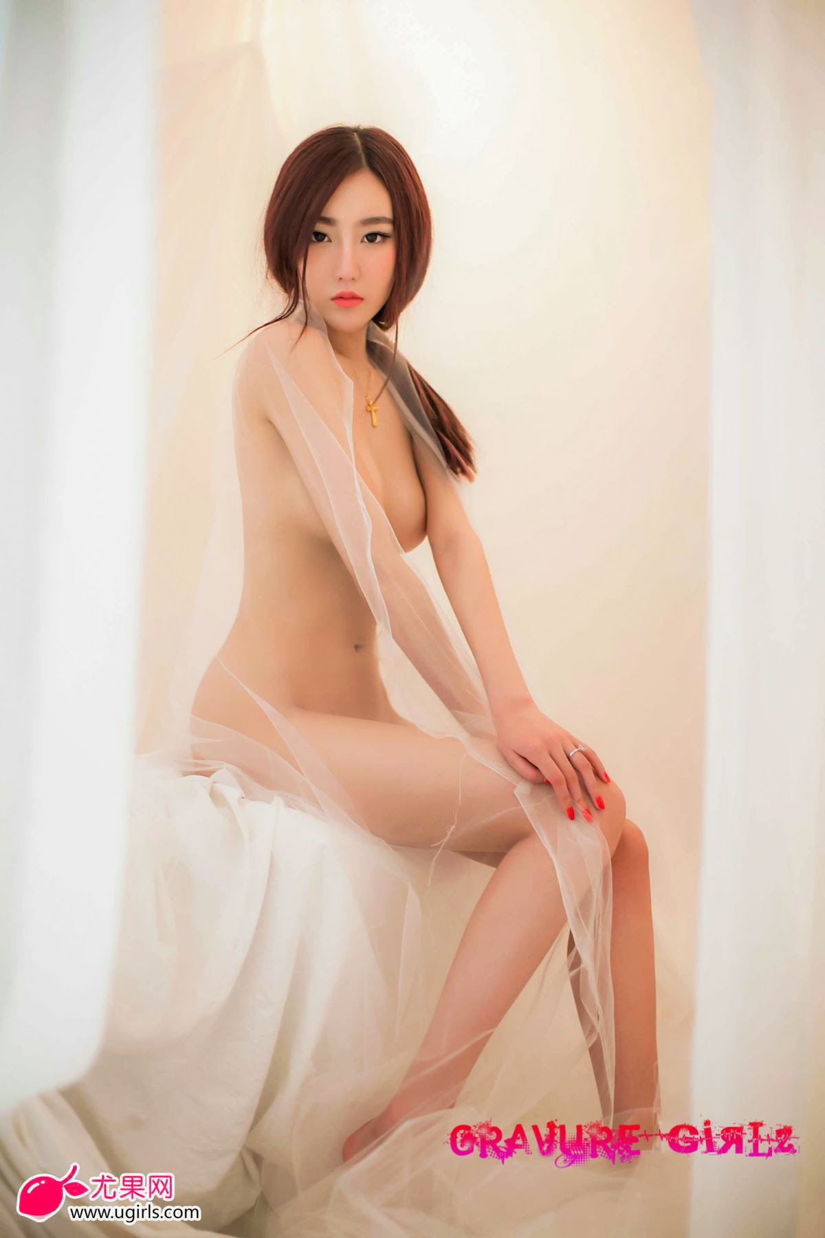 Chi Wan Guo   Young Chinese Girl Hot  Gravure Girls -9272
