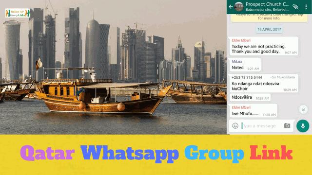 133+ Best Qatar Whatsapp Group Link List Collection