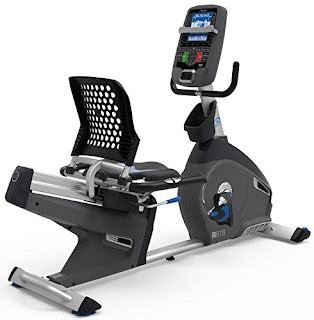 Nautilus R618 Recumbent Bike 2016, image, review features & specifications plus compare with 2018 model